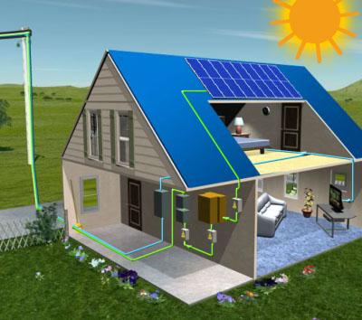 panneaux photovolta ques. Black Bedroom Furniture Sets. Home Design Ideas